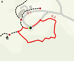 Tarheel Trail  Map
