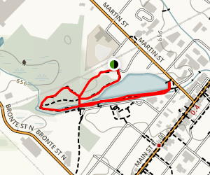 Mill Pond Map