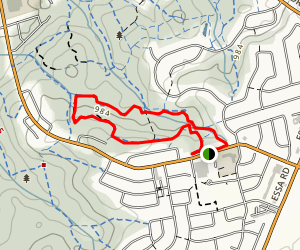 Ardagh Ring Trail Map