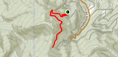 Short Stack Trail Map