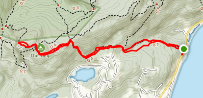 The Timp Trail Map