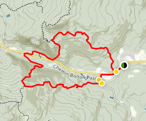 Bolton Pass Map