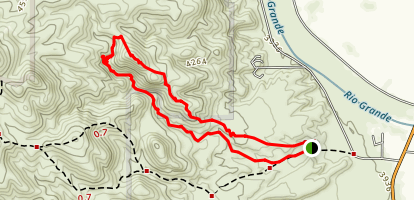 Trackways Loop Map