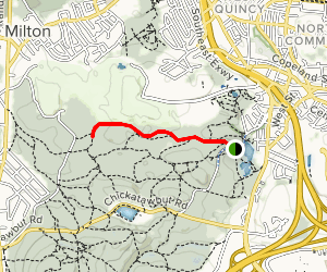 Little Dome Trail Map