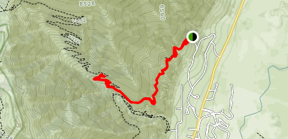 Eagle Ridge Trail Map