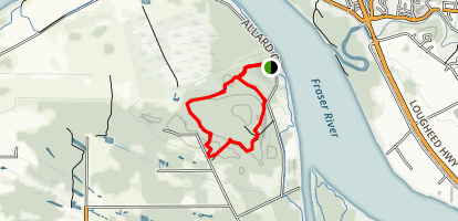 Houston Trail Map