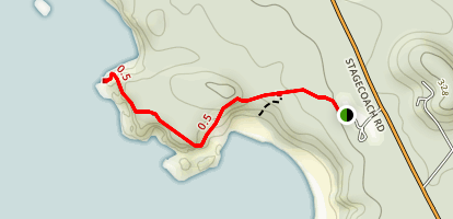 Elk Head Trail Map