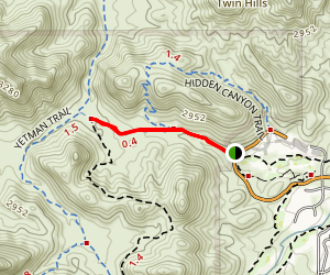 Bowen Trail Map