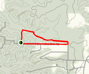 Compton Hollow Conservation Center South Trail Map