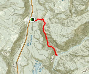 Purgatory Trail  Map