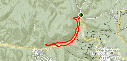 Switchback and Old Cloudcroft Highway Trail - New Mexico   AllTrails
