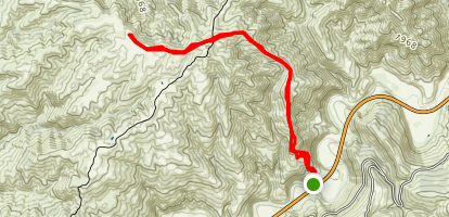 Adobe Trail Map