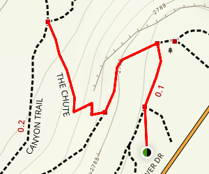The Chute Map