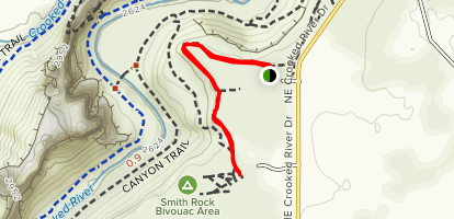 Rim Rock Trail - Oregon | AllTrails Smith Rock State Park Trail Map on devils tower trail map, table rock lake topographic map, smith rock climbing map, smith rock hiking map, table rock state park map, crater of diamonds state park map, blue mountain reservation trail map, smith rock oregon map, smith mountain lake map, seneca rocks trail map, smith rock hiking trails, smith rock camping, oregon state parks map, rock island trail map, fahnestock state park map, point dume trail map, newberry national volcanic monument trail map, alabama hills trail map, smith rock misery ridge, spy rock trail map,