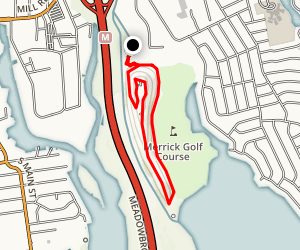 Norman J. Levy Park and Preserve Map