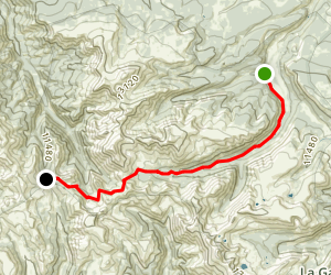 Colorado Trail : Segment 20 Map