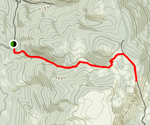 Hare Trail Map