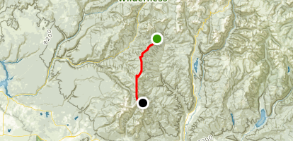 Colorado Trail : Segment 27 Map