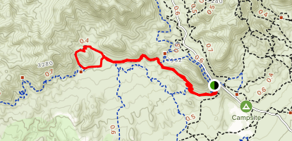 Mother Trail Map
