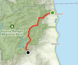 Workman Track {CLOSED} Map