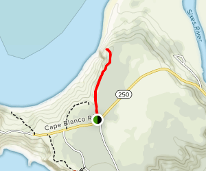 Pacific View Trail Map