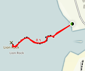 Lion Rock Map