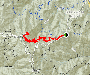 Mount Umunhum Map
