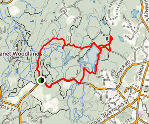 Cat Rock Loop Map