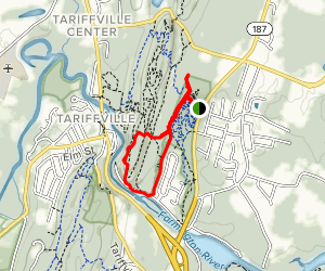 Tarifville Overlook Map