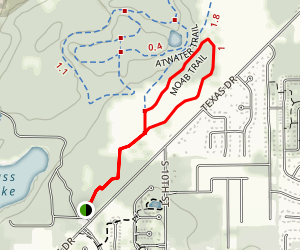 Moab Trail Map