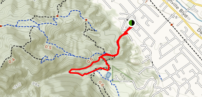 Camille Trail Map