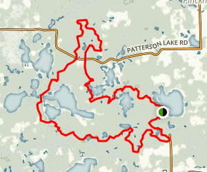 Potawatomi Trail Map