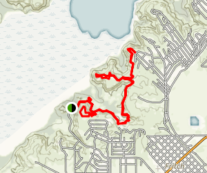 Harbor Bay Trail Map