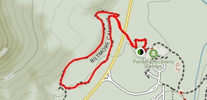 Biltmore Campus Trail Map