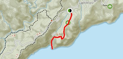 Destruction Gulley [CLOSED] Map