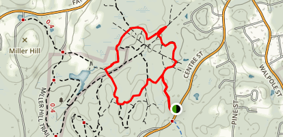 Beech Grove Loop Map