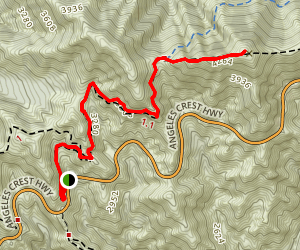 Hoyt Mountian Map