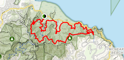 China Camp State Park Loop - California | AllTrails on