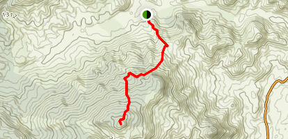 Cerro Prominente Map