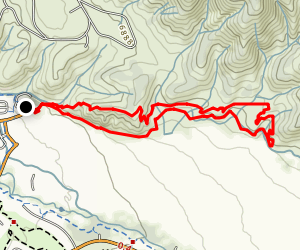 Haymaker Trail Map