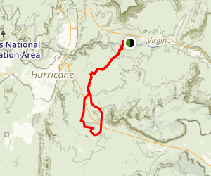 JEM Trail and Goulds Loop Map