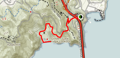 Kirby Cove Map