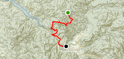 ATCA Mountain Bike Trail Map
