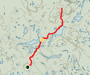 Ishpatina Ridge Map