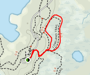 Lowland Trail Map