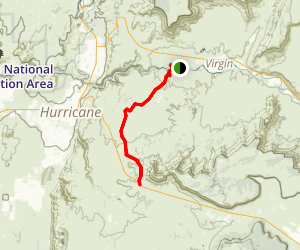 J.E.M. Trail Map