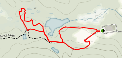 Maple Trail Loop Map