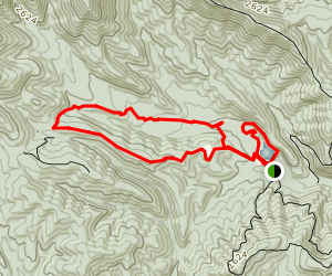 Leading Ridge Map
