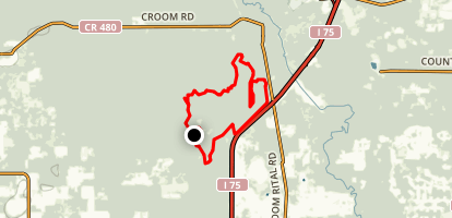 Croom Trail Map