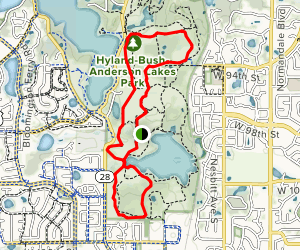 Hyland Outer Loop Map